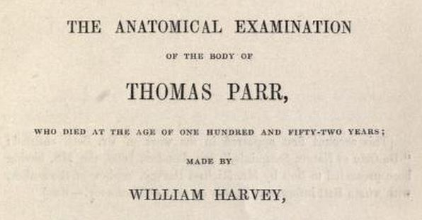 Death of a 152-year-old (or was he?) – Thomas Morris