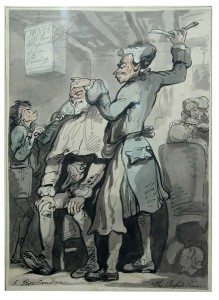 Rowlandson_-_The_Rapid_Shaver