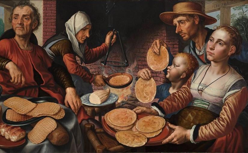 Medicinal pancakes
