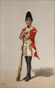 Somerset regiment grenadier