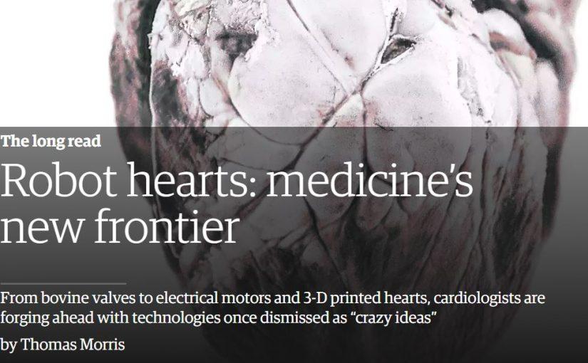 robot hearts