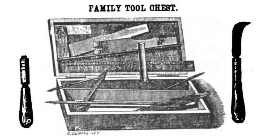 family tool chest