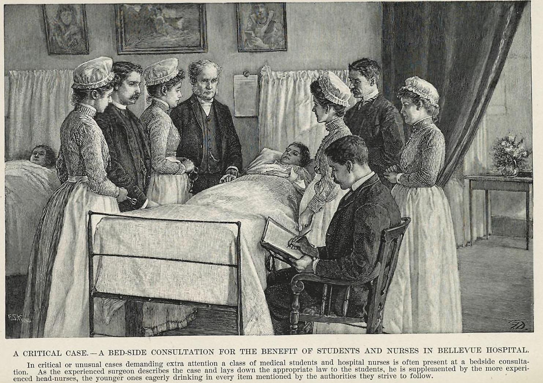 Bedside consultation