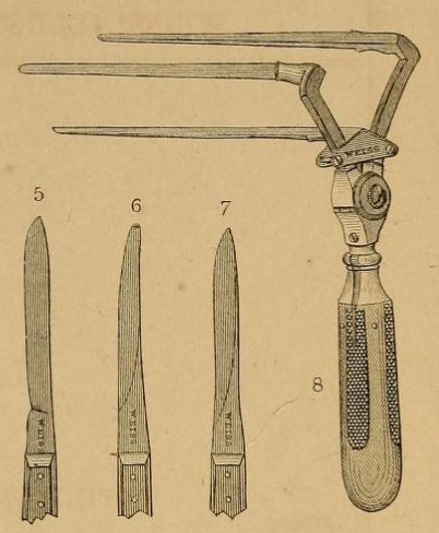 Weiss's dilator