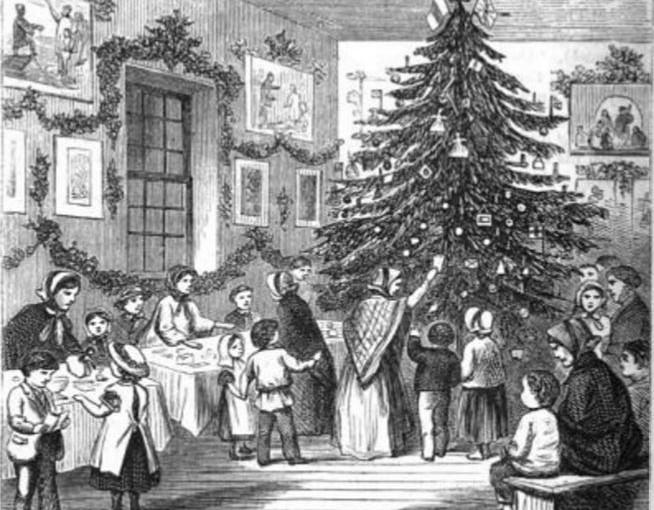 A Victorian hospital Christmas
