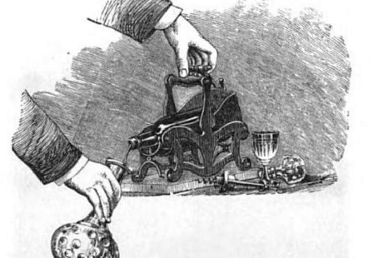 Sober up the nineteenth-century way